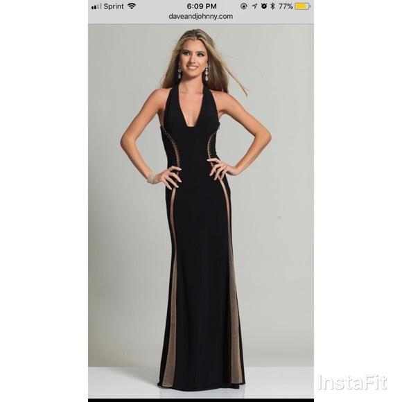 dave and johnny Dresses | Brand New Prom Dress Size 12 | Poshmark